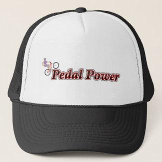 Pedal Power Trucker Hat
