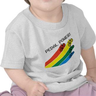 Pedal Power! T Shirt