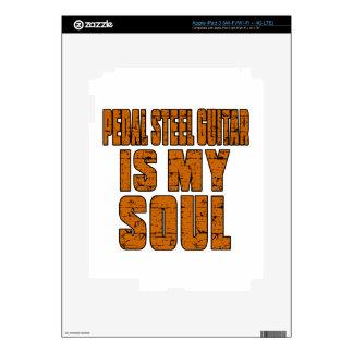 PEDAL STEEL GUITAR IS MY SOUL iPad 3 SKIN