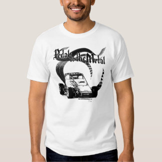 Pedal to the Metal Sprint T Shirt