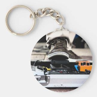pedalboard keychain