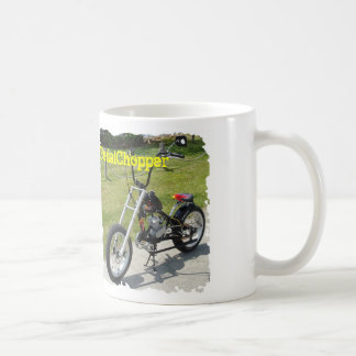 PedalChopper Wide Ride Motorized Bicycle Coffee Mug