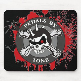 Pedals By Tone mousepads