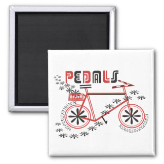 PEDALS Cycling Magnet