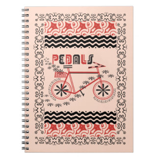 PEDALS Cycling Note Books