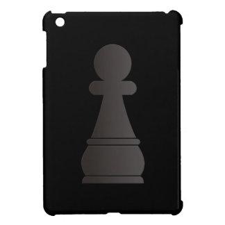 Pedazo de ajedrez negro del empeño