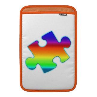 Pedazo de arco iris funda  MacBook