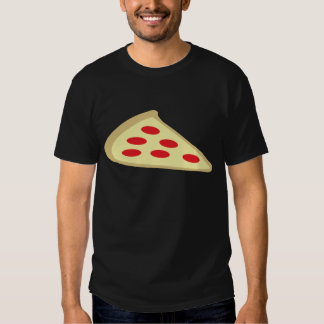 pedazo de pizza poleras