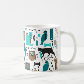 Pedazo de taza de café del pi