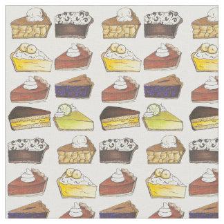 Pedazo de tela de la empanada telas