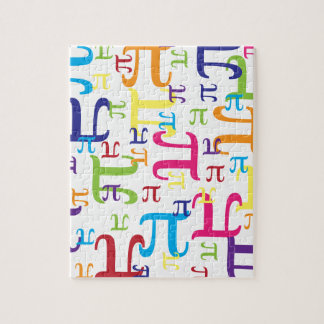 Pedazo del pi puzzles