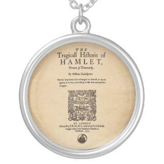 Pedazo delantero al cuarto de Hamlet (versión 1605 Collar