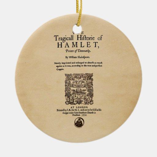 Pedazo delantero al cuarto de Hamlet (versión Adornos