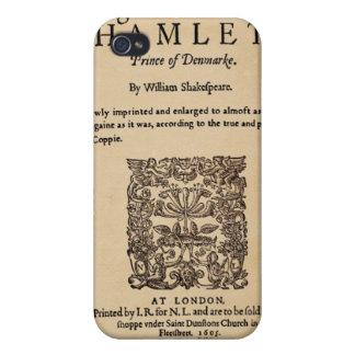 Pedazo delantero al cuarto de Hamlet (versión iPhone 4 Fundas