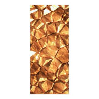 Pedazos del fondo de las pepitas de oro comunicados personales