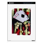 Pedazos del juego del casino de juego iPad 3 skin