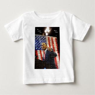 Pedazos del rompecabezas de Obama T-shirts