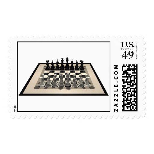 Pedazos del tablero de ajedrez y de ajedrez: envio