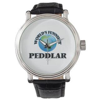 Peddlar más divertido del mundo relojes