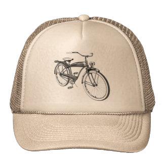 Peddling 1950's style trucker hat