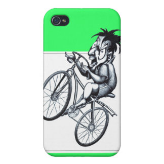 Peddling Power iPhone 4/4S Cover