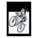 Peddling Power Large Business Cards (Pack Of 100)