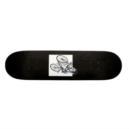 Peddling Power Skateboards