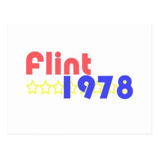 Pedernal 1978 postales