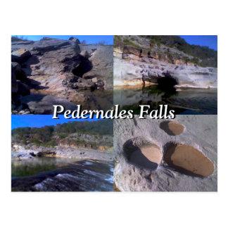 Pedernales Falls Postcard