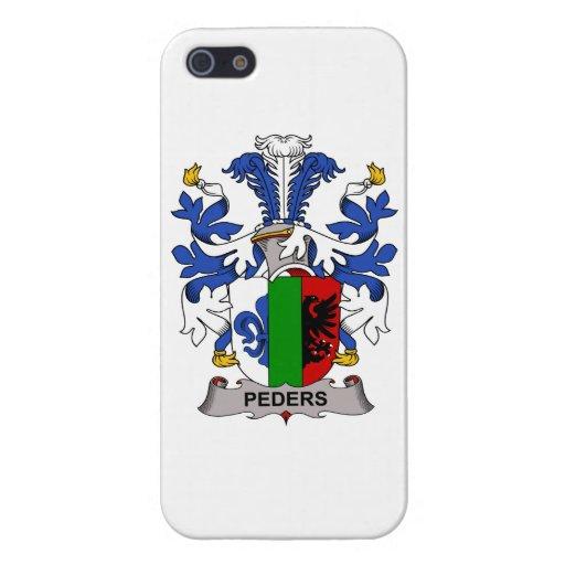 Peders Family Crest iPhone 5 Case