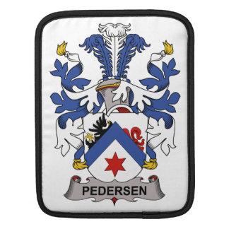 Pedersen Family Crest iPad Sleeve