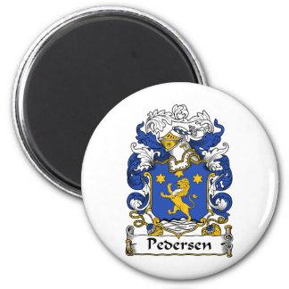 Pedersen Family Crest Magnet