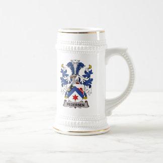 Pedersen Family Crest Mug