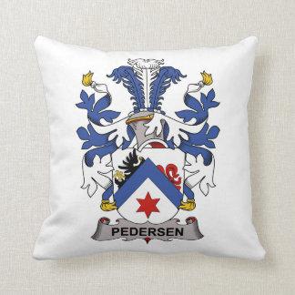 Pedersen Family Crest Pillows