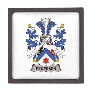 Pedersen Family Crest Premium Jewelry Box