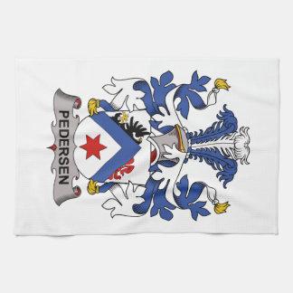 Pedersen Family Crest Towels