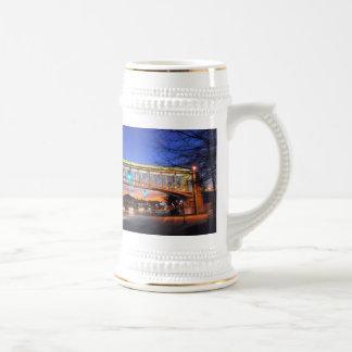 Pedestrian Crosswalk Travel Mug