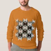 Pedia / Men's American Apparel Raglan Sweatshirt