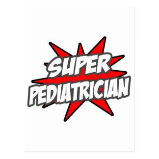 Pediatra estupendo postales