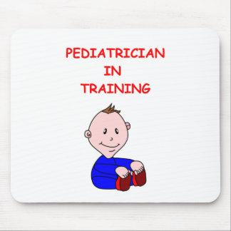 pediatra tapete de ratones