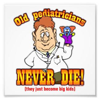 Pediatras Fotografia