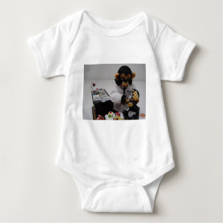 Pediatric Baby Bodysuit