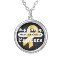 Pediatric Cancer Support Necklace