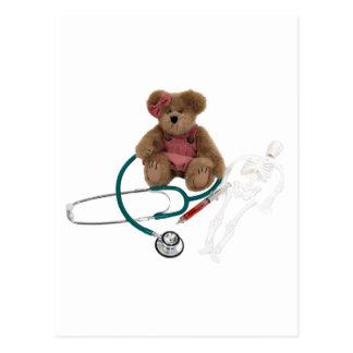 Pediatric care postcard