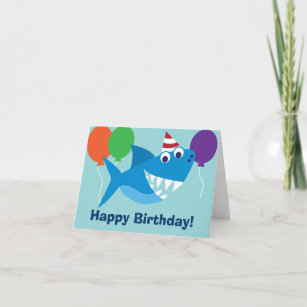 Pediatric Kids Medical Dental Patient Birthday Card