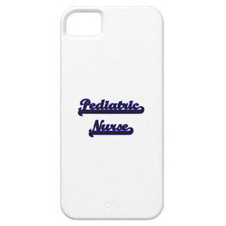 Pediatric Nurse Classic Job Design iPhone 5 Covers