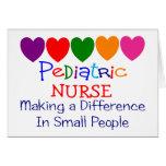 Pediatric Nurse Gifts Card
