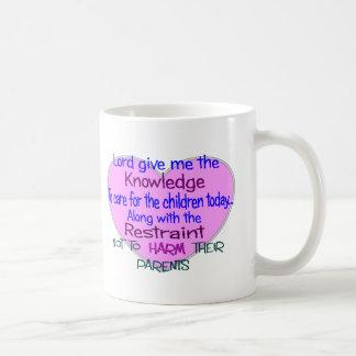 Pediatric Nurse Gifts--Hilarious sayings Coffee Mug
