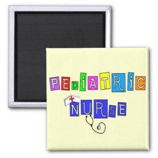 Pediatric Nurse Gifts Magnet