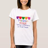 Pediatric Nurse Gifts T-Shirt